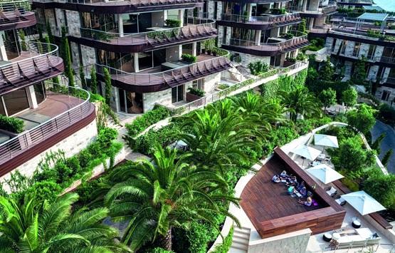 Dukley Hotel & Resort 4* – роскошный курорт на побережье Средиземного моря. Черногория