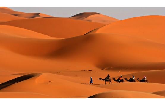 Групповой экскурсионный гранд-тур по Марокко