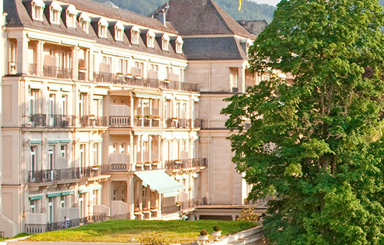 Отель Brenners Park Hotel & Spa 5*, Баден-Баден