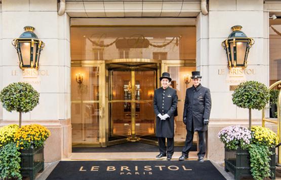Отель Le Bristol Paris 5*, Франция