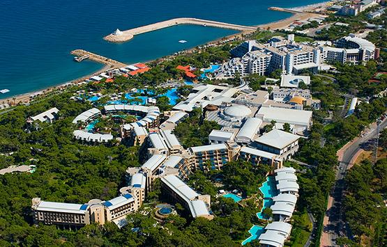 Отель Rixos Sungate 5*, Турция
