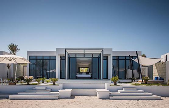 Отель Zaya Nurai Island Resort 5*, ОАЭ