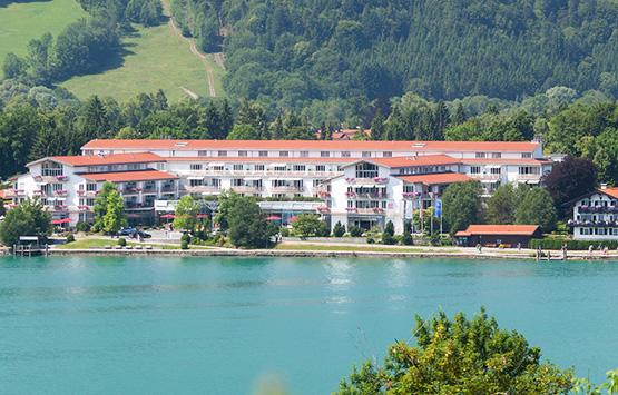 Отель Althoff Seehotel Überfahrt 5*, Роттах-Эгерн, Германия