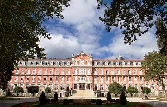 Отель Vidago Palace 5*, Видагу, Португалия