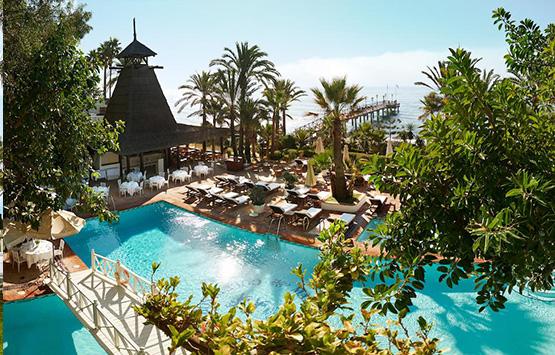 Отель Marbella Club 5*, Марбелья, Испания