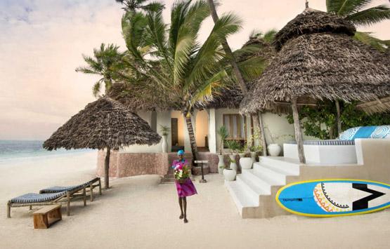 Курортный отель Xanadu Villas & Retreat - остров Занзибар, Танзания